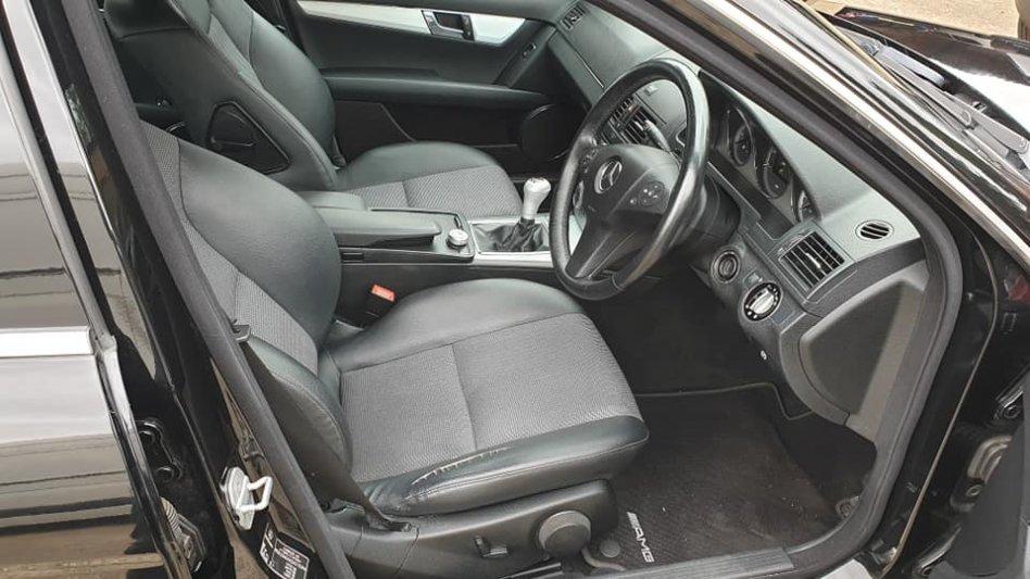 2008 Mercedes C180 Sport Petrol 4dr Saloon